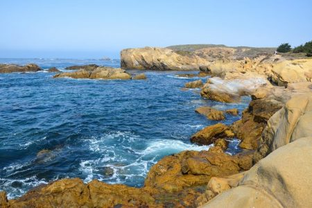 Reasons the West Coast is the best coast include Point Lobos State Natural Reserve and these coastal views.