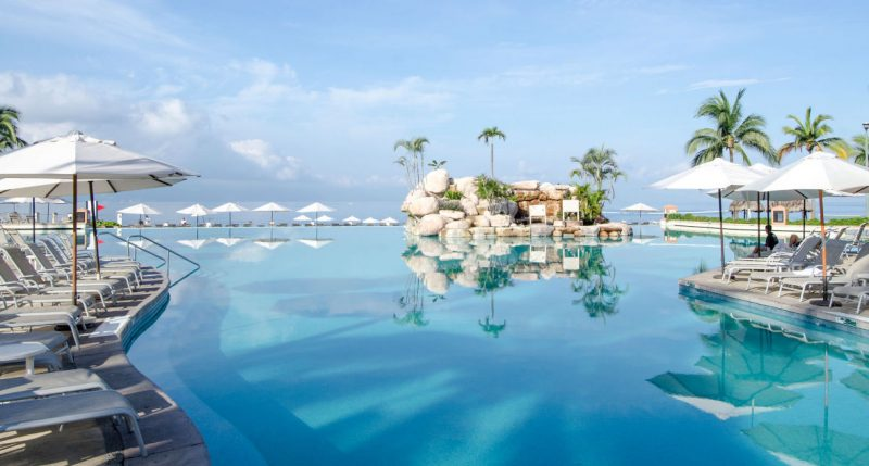 We had you at beach, right? Photo: Marriott Puerto Vallarta Resort & Spa