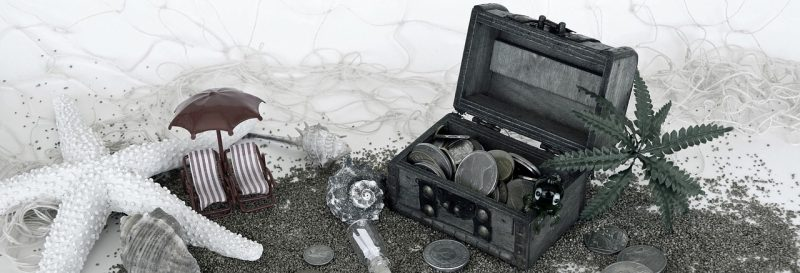 Aside from digging up a treasure chest, how do you find the money to fund your travel dreams?