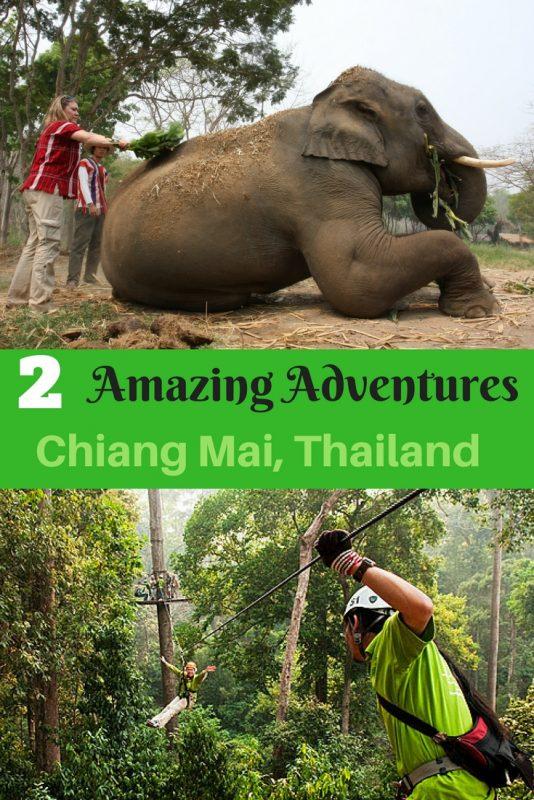 2 Amazing Adventures Chiang Mai, Thailand