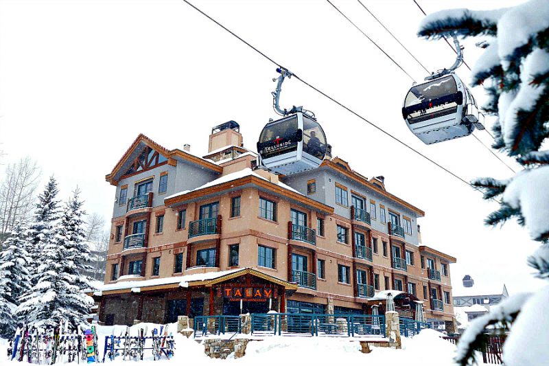 Spring Break Travel Deals in Telluride, Colorado include discounted stays at Inn at Lost Creek.