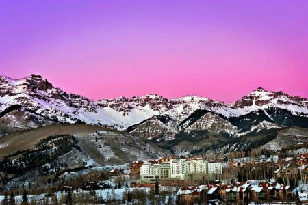 One of my favorite places to stay is The Peaks Resort in Telluride -- and with these spring break travel deals, you'll love it too! Photo Credit: Telluride Ski resort