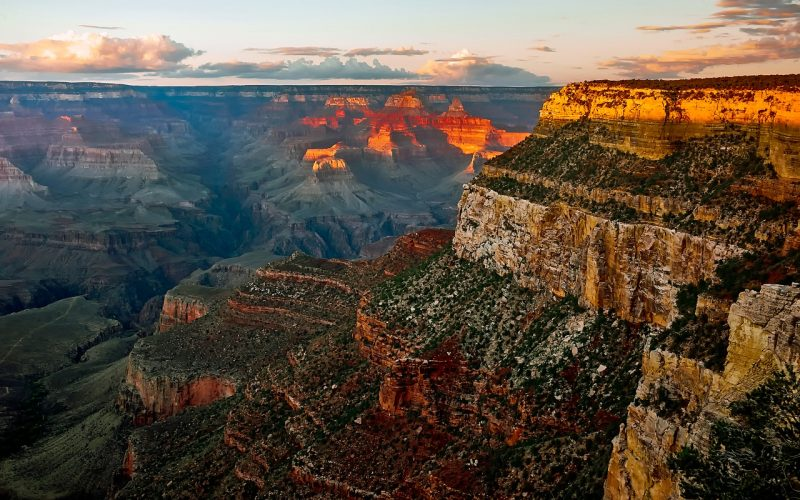 More than 5 million people visit Grand Canyon National Park each year.