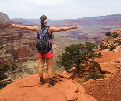 Arizona's Grand Canyon National Park offers many options for day hike
