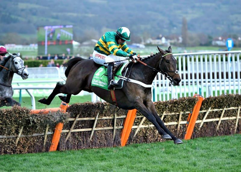 Considered to be one of the world's most prestigious annual horse racing meetings, the Cheltenham Festival is a four-day celebration.