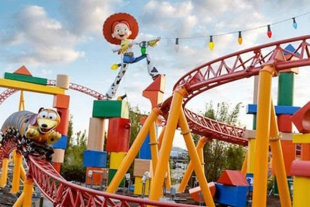 Walt Disney World announces the opening of Toy Story Land in Hollywood Studios on June 30, 2018. Photo: Disney Parks