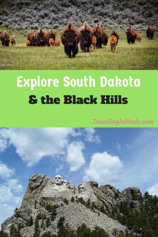 Explore South Dakota and the Black Hills, from Mt. Rushmore to Custer State Park.