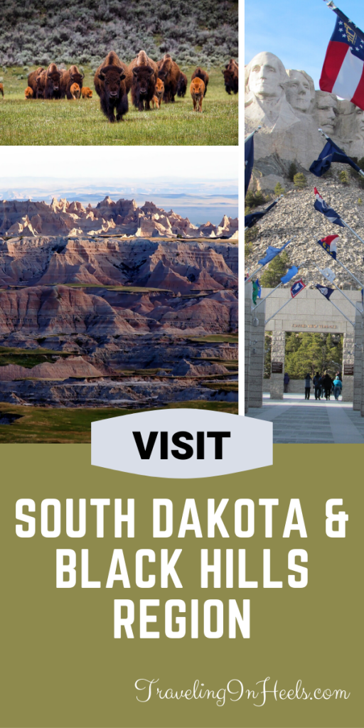 From Mt Rushmore to the Badlands, here are tips to Visit South Dakota Black Hills #visitsouthdakota #blackhillsroadtrip #thingstodoinsouthdakota #blackhills #familyvacation #multigentravel
