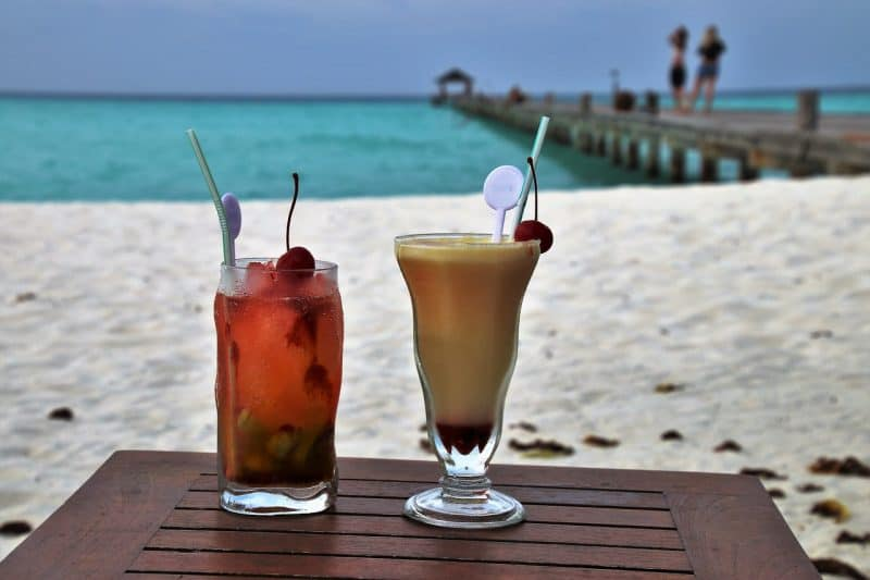 Say hola to cocktails on the beach with these 7 Places to Celebrate National Cocktail Day in Mexico.