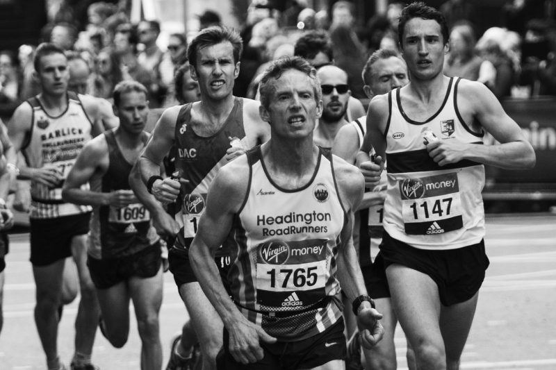 1 of 5 spring events not to miss is the London Marathan.