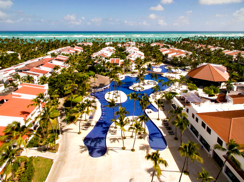 Take the plunge and book one of your favorite April travel deals from Barcelo Hotel Group. Photo Credit: Occidental Punta Cana