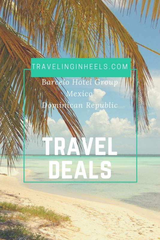 From Mexico to Dominican republic, we've got travel deals from Barcelo Hotel Group