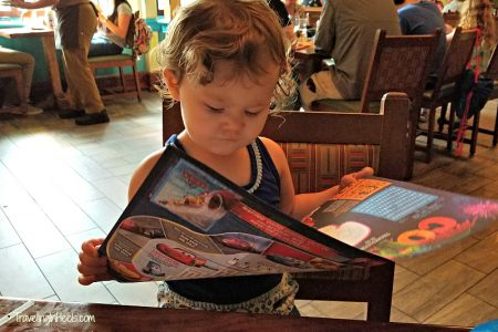 Walt Disney World dining-1