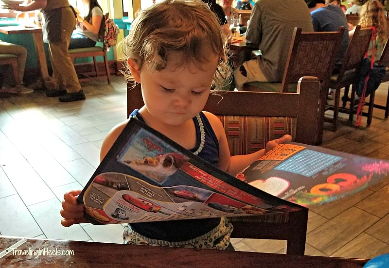 Say yes to free dining for kids during the Summer Travel Deals at Disney in 2018.