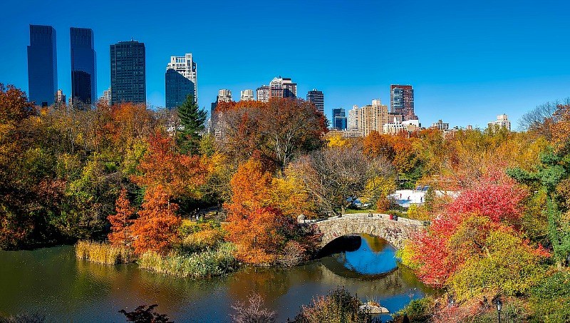 When planning a trip to NYC, be sure to include a visit to Central Park