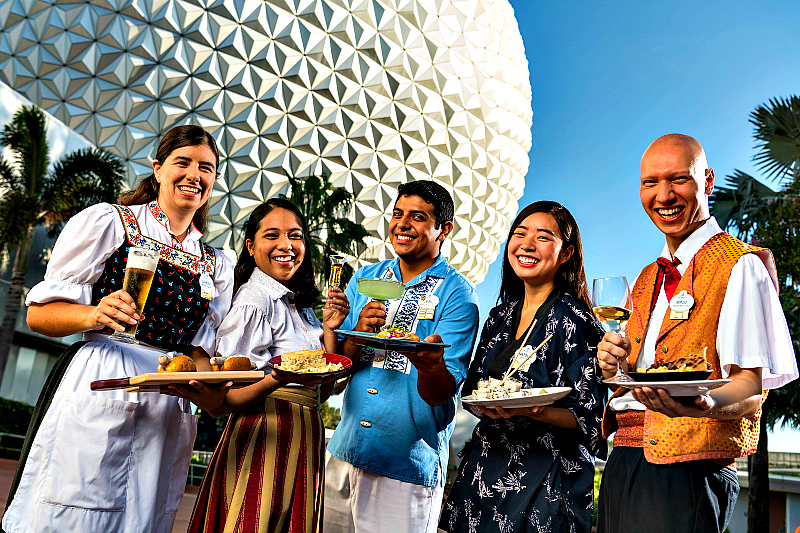 A record number of global food and wine marketplaces, 35 in all, sizzle with new edible delights to celebrate 35 years of Epcot during the 22nd Epcot International Food & Wine Festival Aug. 31-Nov. 13, 2017. The annual Disney culinary tour of flavors expands in 2017 for a longer-than-ever 75-day run.