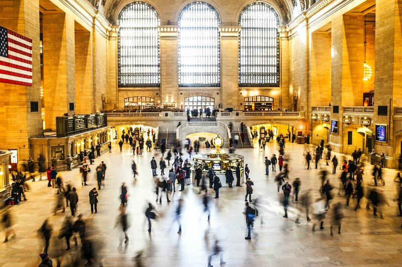 When Pre planning a tirp to NYC, consider logistics of transporation, traffic and crowds at Grand Central Terminal NYC.