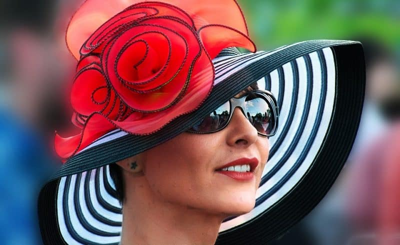 Let the festivities begin with these Kentucky Derby Drink Recipes, Hats & Party Ideas. Photo: Pixabay