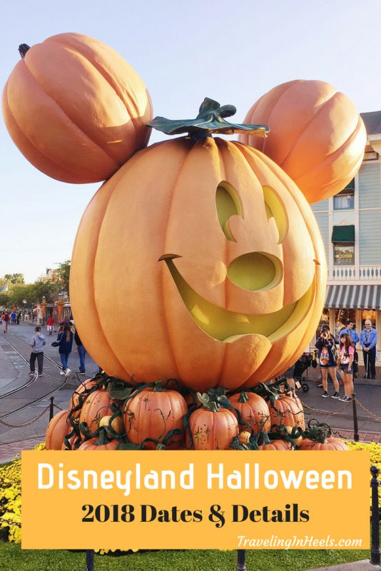 Get ready for THE best Disneyland Halloween 2018. Ever.