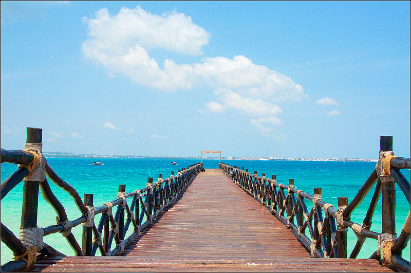 And then there are beach escapes to add to your best ways to experience Africa. Photo: Pixabay