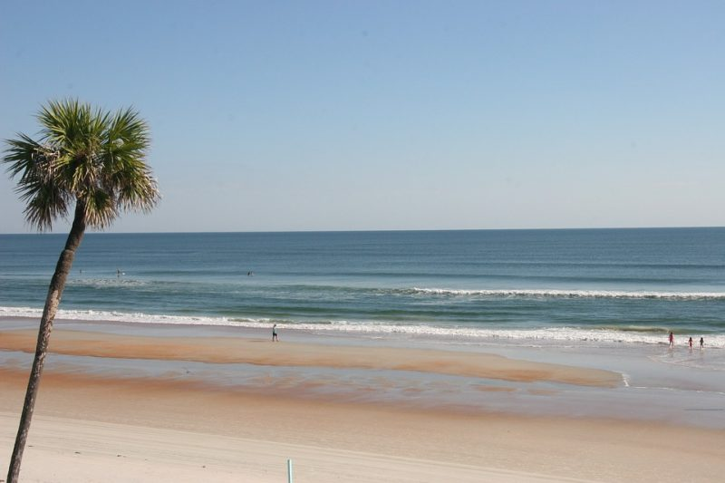 The beaches of Florida's Gulf Coast are one of many reasons to visit Florida.