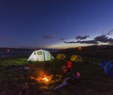With these tips, create less stressful memories when camping with family.