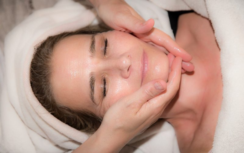 Be good to yourself when traveling and splurge on a spa treatment - it will also help you sleep better.