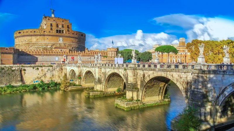 Experience the ancient city of Rome, Italy, as one of your luxury vacations.