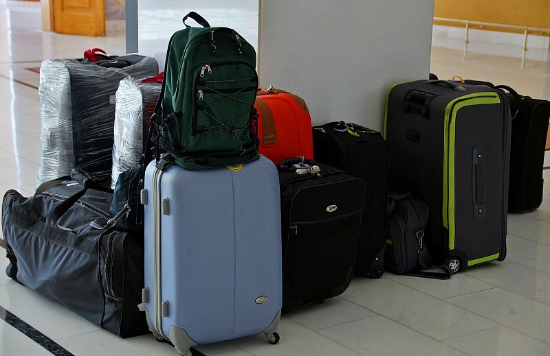 Hauling around too much luggage will quickly turn your best vacation into no travel fun.