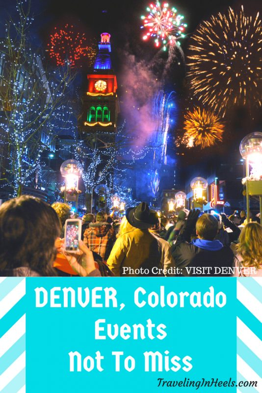 Denver Events not to Miss, from annual rodeo to parades to fireworks #Denverevents #DenverColoradoevents #thingstodoindenver