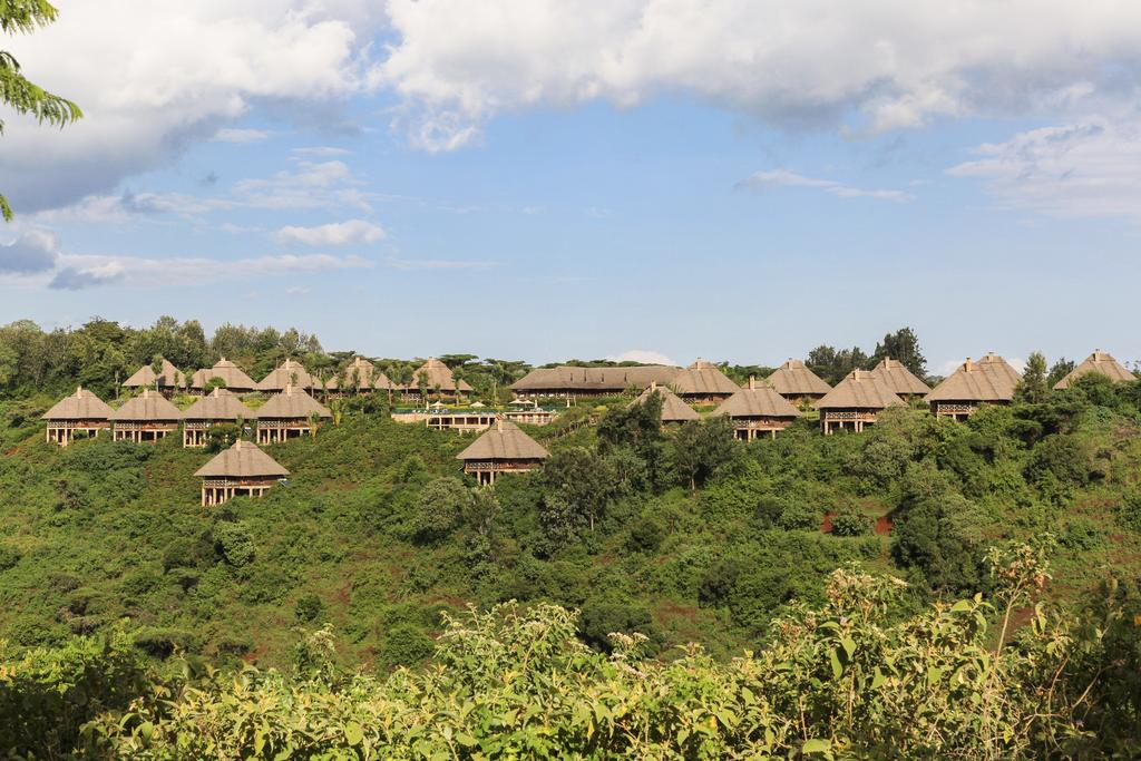Neptune Ngorongoro Luxury Lodge is situated in the Karatu district surrounded by the highlands of Tanzania and the world heritage site namely the Ngorongoro Crater. Photo credit: Booking.com