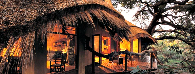 One of the top 5 Luxurious Safari Resorts in Africa, Pondoro Game Lodge is located in the Balule Nature Reserve. Photo Credit: Pondoro Game Lodge