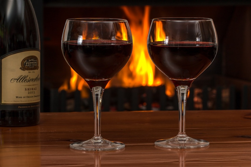 Everything in moderation including alcohol as we get older, although red wine does have some health benefits.