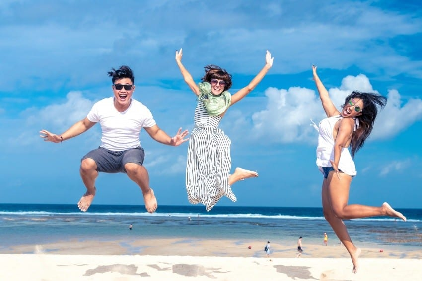 Go ahead and get excited about your next family vacation with these simple tips to planning a peaceful family vacation