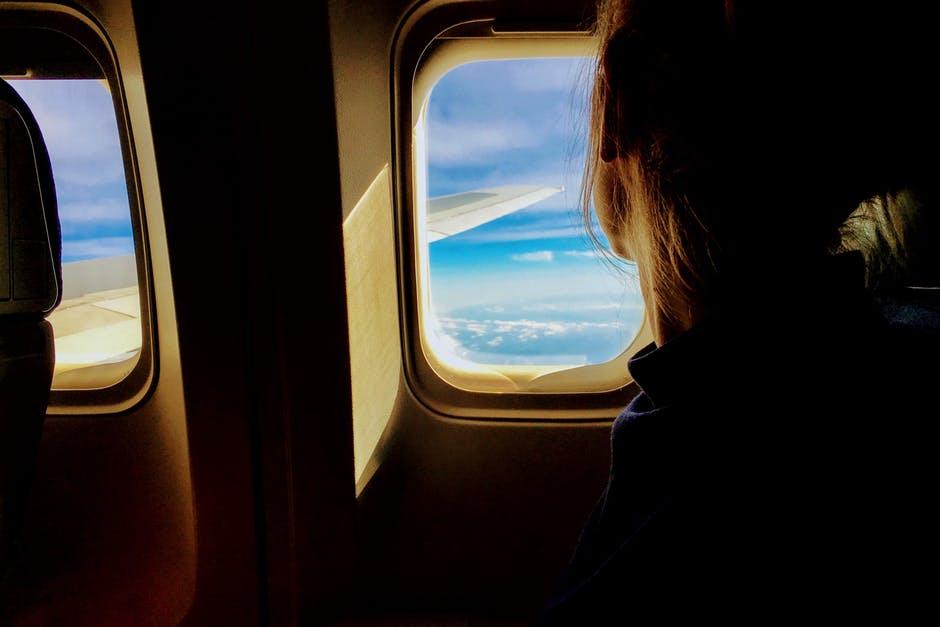 Take all necessary precautions when on a long haul flight.
