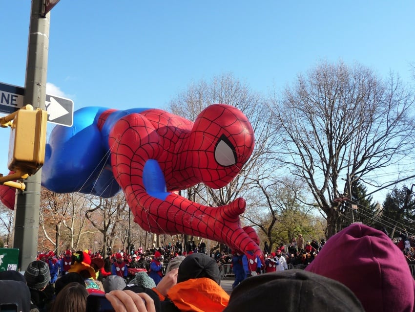 As 1 of the 5 Best Things to Do in November, take the family to the Macy's Thanksgiving Parade in New York City