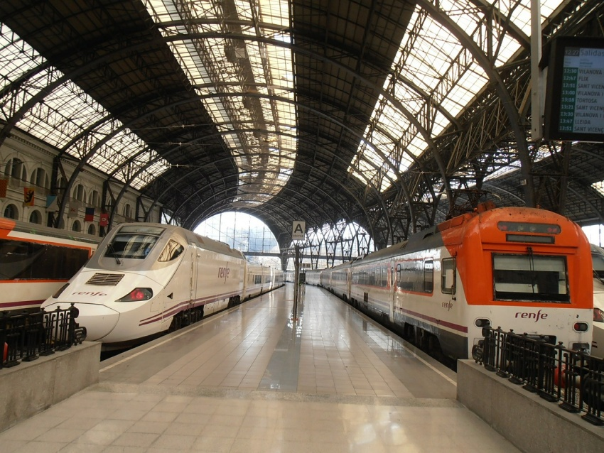 Do take advantage of the reliable public transportation in Spain including Barcelona.