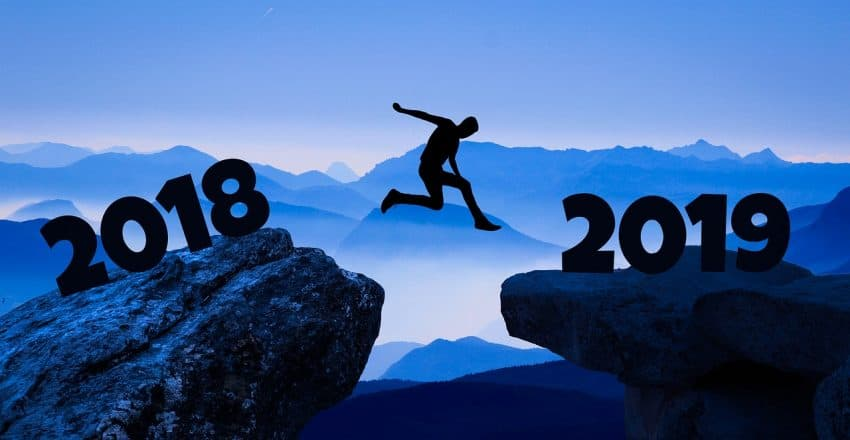 Here I am again, writing and committing to these 19 New Year's Resolutions worth keeping in 2019 #NYEresolutions