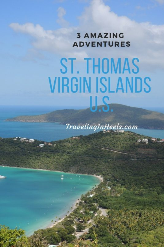 3 amazing adventures St. Thomas Virgin Islands U.S. #StThomasViginIslands #beachvacations