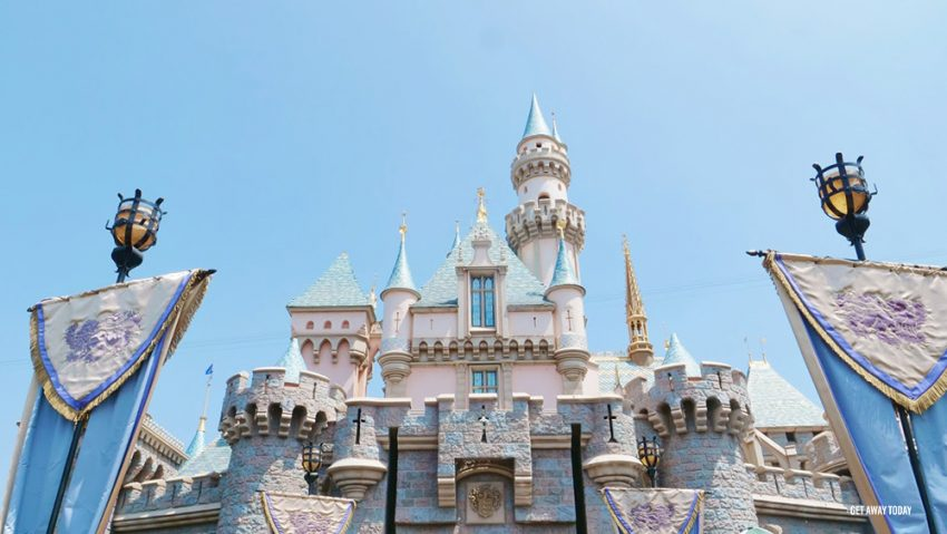 Get your discounted Disneyland tickets Photo: Get Away Today