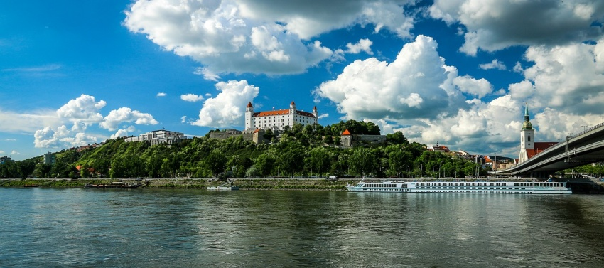 Slovakia is a central European country known for its dramatic natural landscape and many castles (including the main castle of Bratislava, the capital of Slovakia) -- and the perfect destination for bicycling.