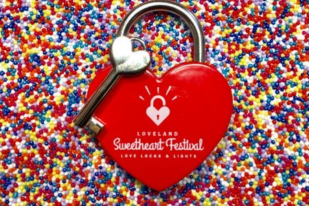 Find romance and fun with the Loveland Sweetheart Festival – Love Locks and Lights.