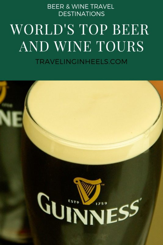 World's Top Beer and Wine Tours travel #beertours #winetours #traveldestinations