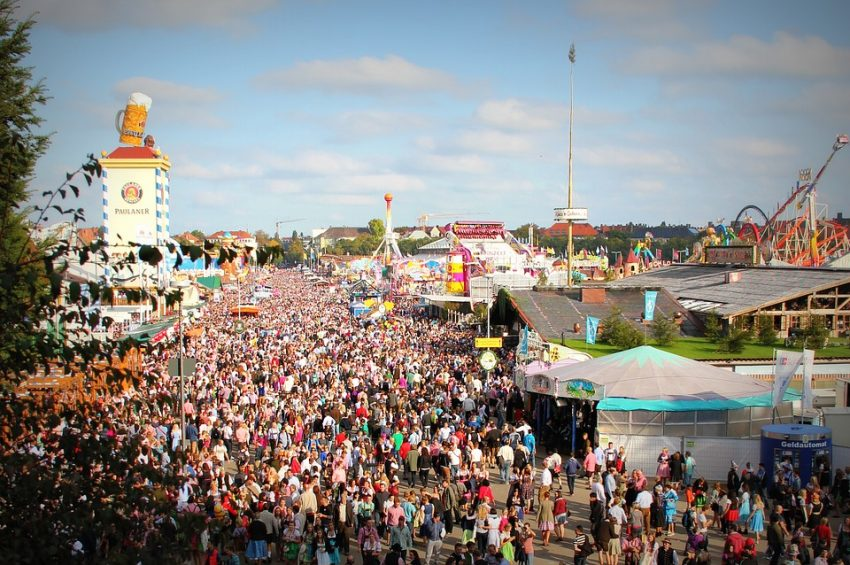 For beer-swirling travelers, a visit to Munich, Germany for Oktoberfest is top of the list.