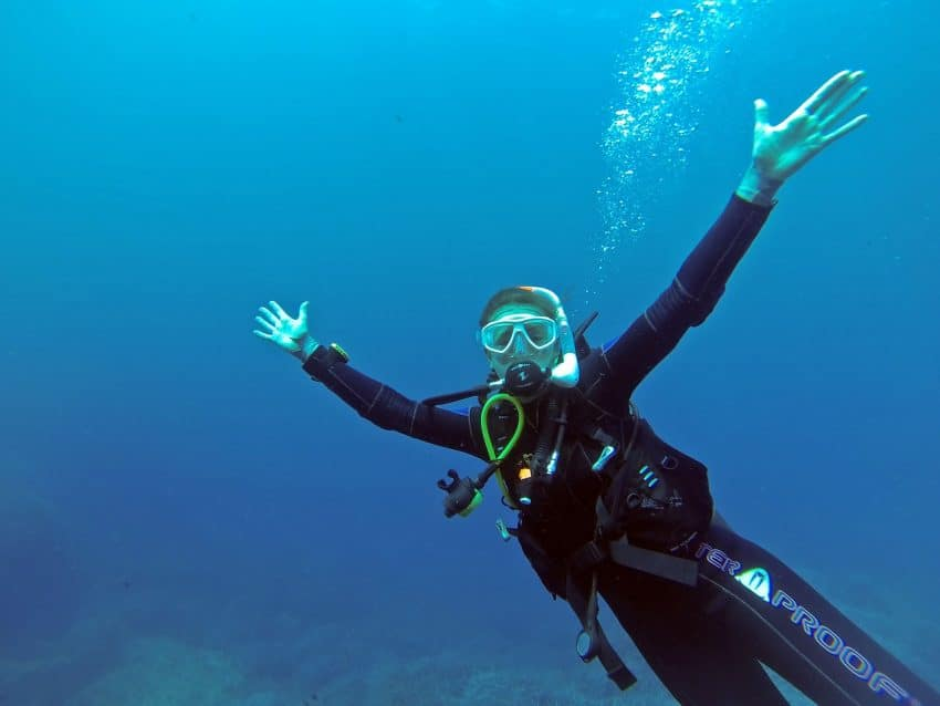 How old is too old to dive? Read on for scuba diving tips and research.