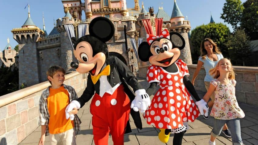 From spring savings to Mickey & Minnie Mouse, we have 4 magical reasons to visit Disneyland in 2019. Photo credit: Disneyland & Anaheim Marriott