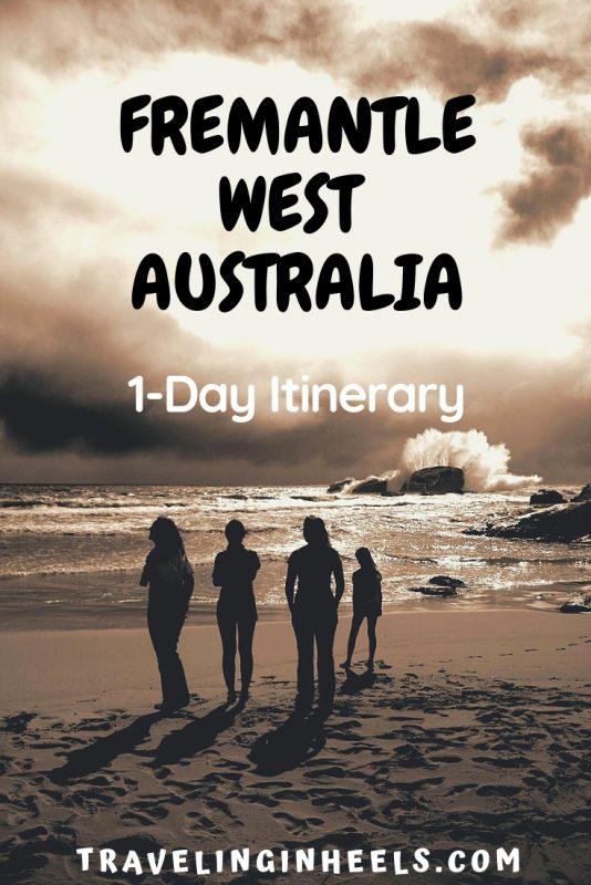 1-day Itinerary Fremantle, West Australia