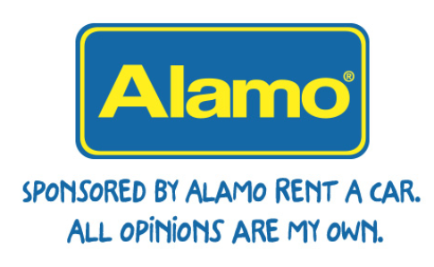Sponsored by Alamo Rent A Car. All Opinions are my Own.