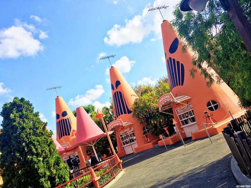 Visit Car Lands for a vroom-vroom boo-tiful Disney Halloween Time