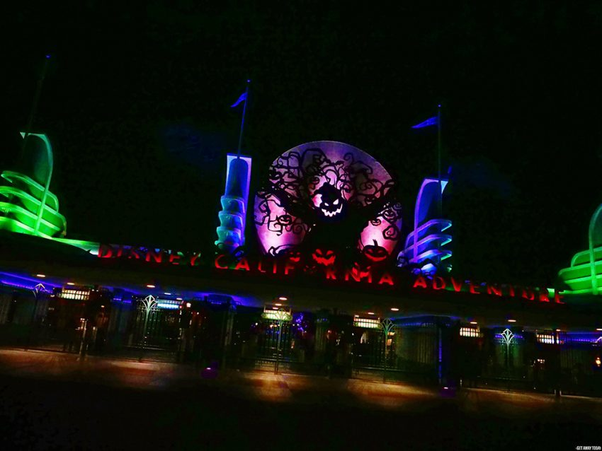This year Disney is debuting a brand-new Halloween Time event in Disney California Adventure Park. The Oogie Boogie Bash